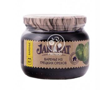 Варенье из грецких орехов Janarat 450 гр