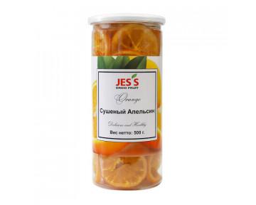 Апельсин сушёный JESS в банке 500 гр.